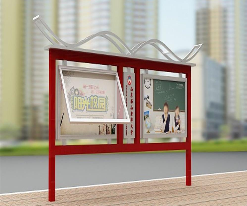 威海宣传栏灯箱市场价格