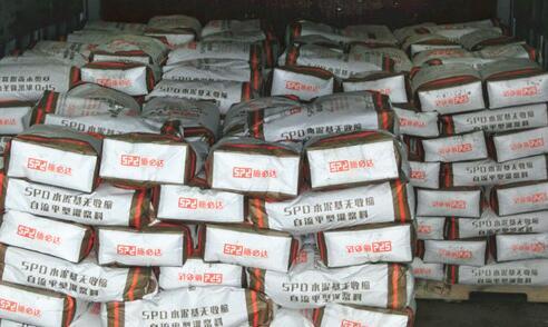 高性能灌浆料在工程中应用案例