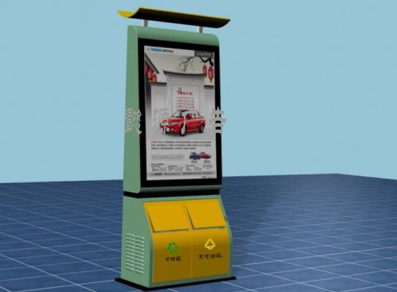 广告垃圾箱LGX-103