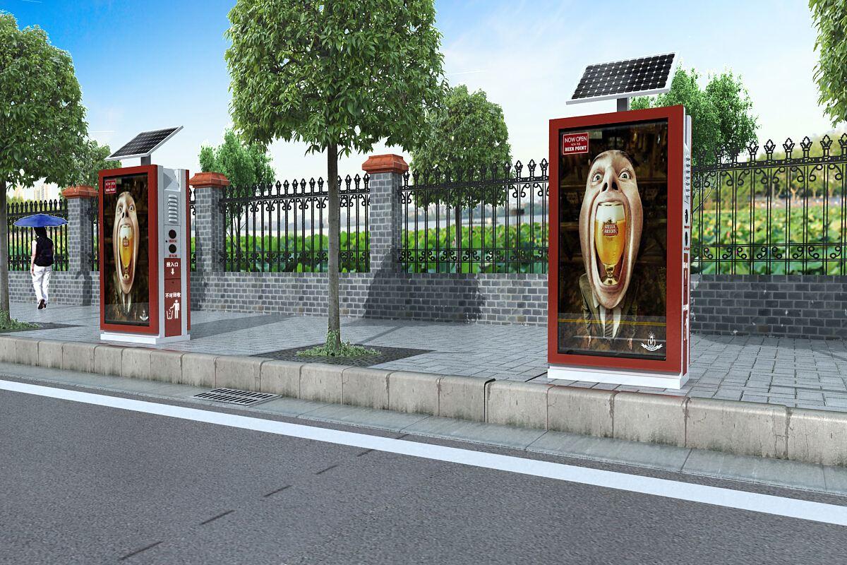 广告垃圾箱 GPX-018
